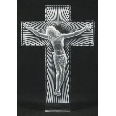 Christ on the cross, Lalique